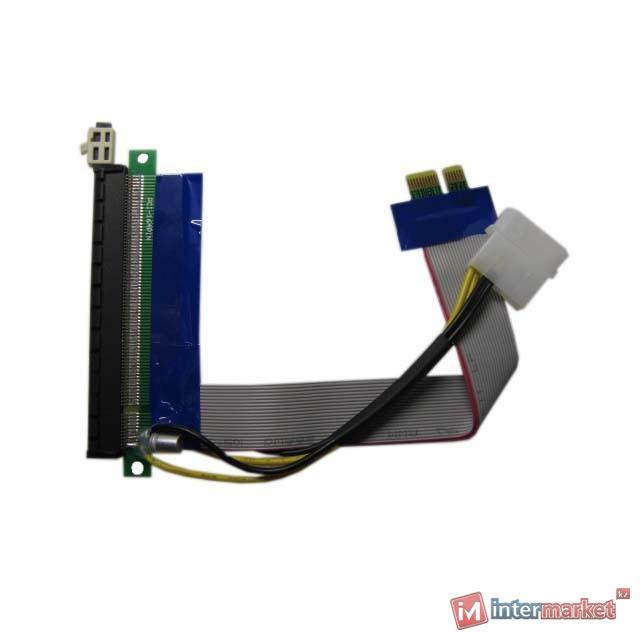 Удлинитель Espada, PCI-Express PCI-Ex1m - PCI-Ex16f