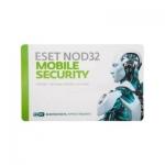 Антивирус ESET NOD32 Mobile Security - карта на 3 устройства на 1 год