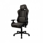 Игровое компьютерное кресло Aerocool BARON Iron Black
