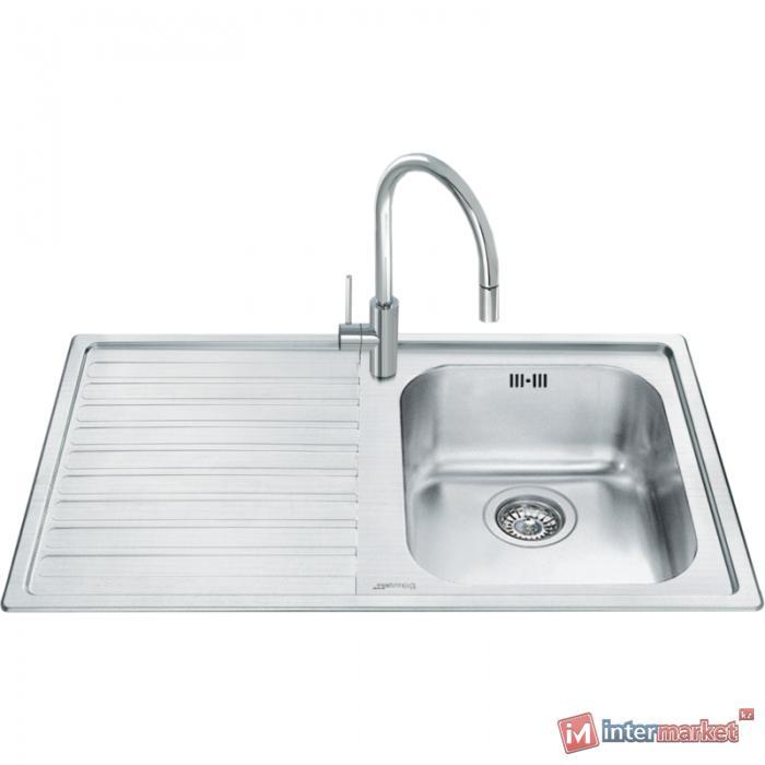 Кухонная мойка SMEG-BI LM861S-2
