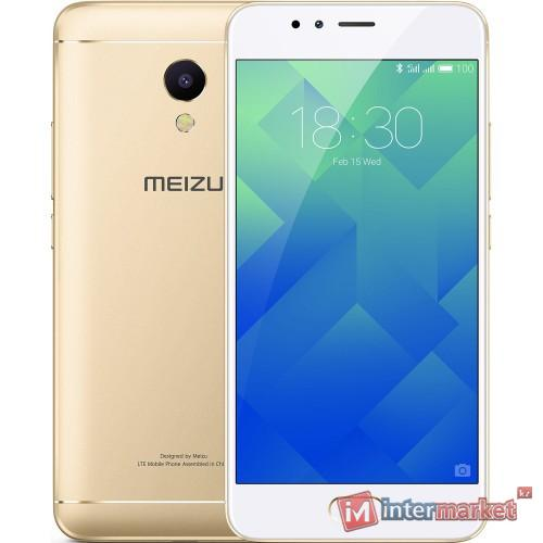 Смартфон Meizu M5s 16GB, Gold