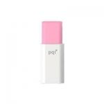 Флешка 8GB 2.0 PQI 6176-008GR2001 белый розовый