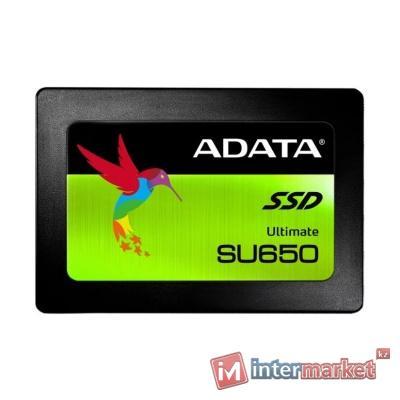 Жесткий диск SSD 480GB Adata ASU650SS-480GT-R 2.5